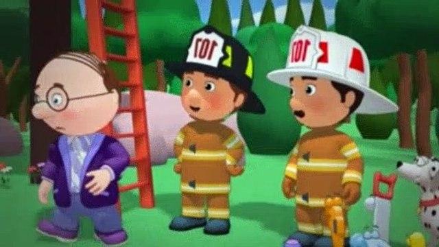 Handy Manny S03E47 Firefighter Manny Part 2