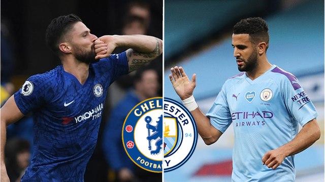 Chelsea-Manchester City : les compos probables
