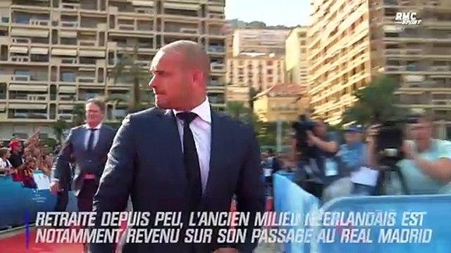 """""""La bouteille de vodka était devenue ma meilleure amie"""", les excès de Sneijder au Real"""
