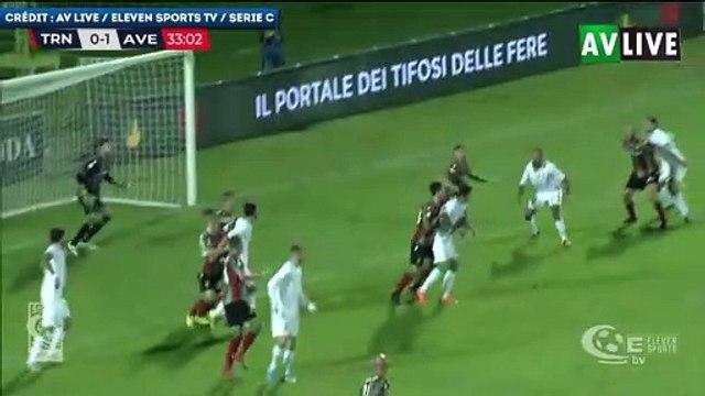 Les très jolis buts de Gabriel Charpentier, l'attaquant français d'Avellino