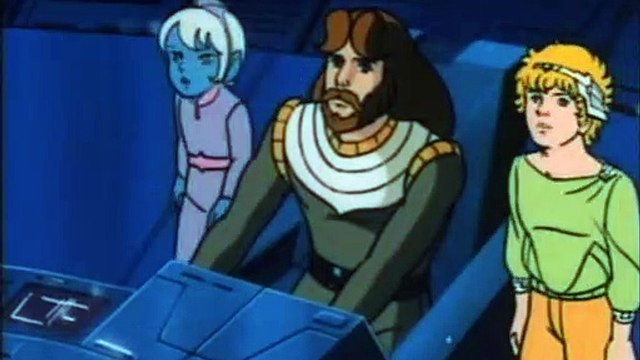 Ulysses 31 - S01E19 The Hidden Truth