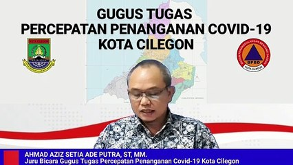 Info Update Kasus Covid-19 di Kota Cilegon