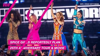 Spice Girls Plan 2021 Anniversary Tour & Movie: Report