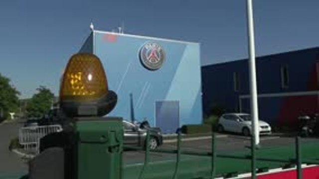 Ligue 1 : PSG - Les joueurs de retour au camp des Loges