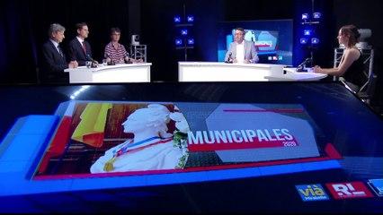 Municipales à Metz : le débat des têtes de liste au second tour