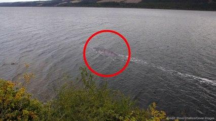 Loch Ness: On a (peut-être) découvert le monstre!