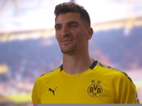 Transferts - Les premiers pas de Thomas Meunier au Borussia Dortmund