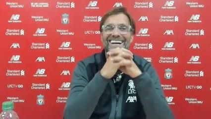 Liverpool - Crystal Palace 4:0: Jurgen Klopp's reaction | Premier League