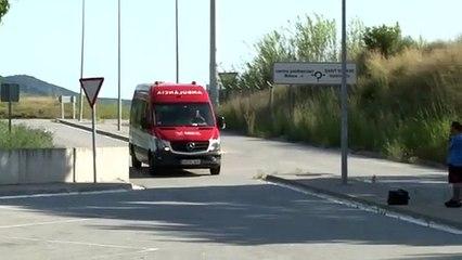 Millet entra a la presó en ambulància
