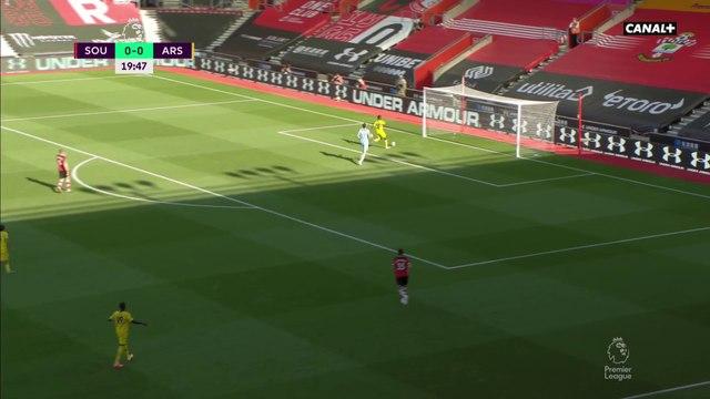 Southampton / Arsenal : La boulette de McCarthy sur l'ouverture du score des Gunners