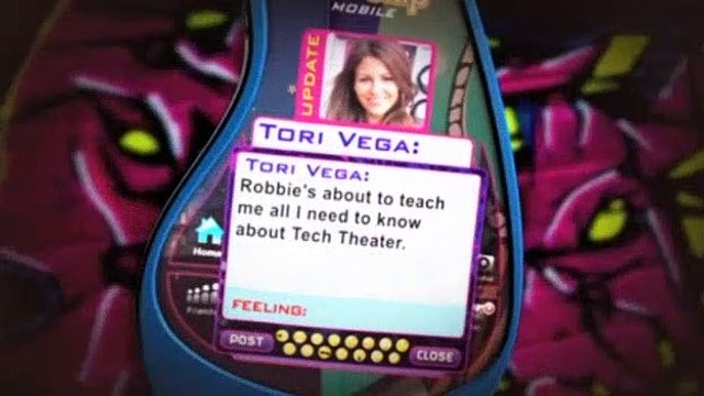 Victorious S02E10 Jade Gets Crushed