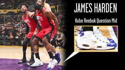 Sneaker Expert Breaks Down NBA Players' Sneakers