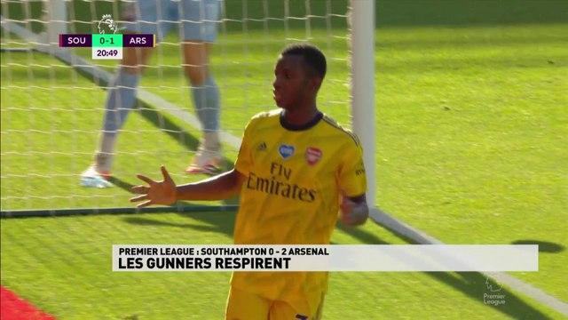 Le résumé de Southampton / Arsenal