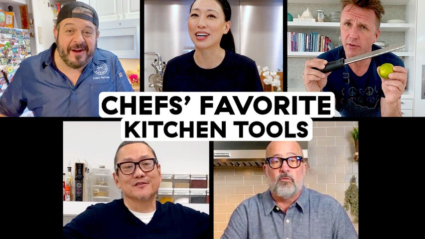 Celeb Chefs Share The One Kitchen Tool They Can't Live Without
