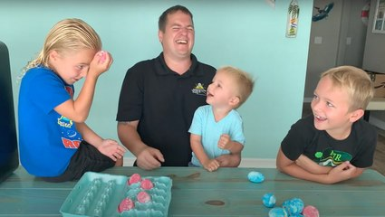 This Gender Reveal Is 'Cracking' Us Up