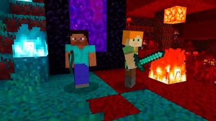 Minecraft PE 1.16 Trailer - Minecraft Pocket Edition Nether Update Trailer