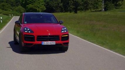Nuevo Porsche Cayenne GTS - ahora otra vez con un motor V8