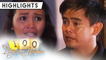 Eloy decides to let go of Minerva | 100 Days To Heaven