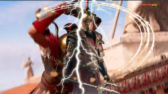 Assassin's creed Odyssey - Joue moi une histoire  01