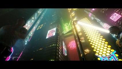 Cyberpunk 2077 - Trailer officiel The Gig