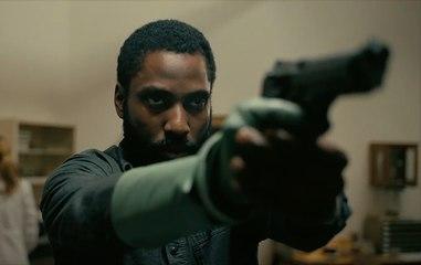 TENET  new trailer - Christopher Nolan, Robert Pattinson vost