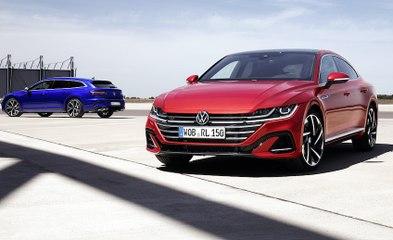 Première mondiale de la nouvelle Volkswagen Arteon et Arteon Shooting Brake
