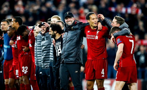 Liverpool : le sacre des Reds en chiffres