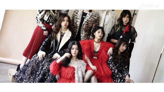 Sudsapda Fashion Cover Set - BNK48 & ไอซ์ซึ