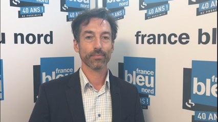 Municipales à Douai : Frédéric Chéreau, maire sortant et candidat de l'Union de la gauche, se dévoile
