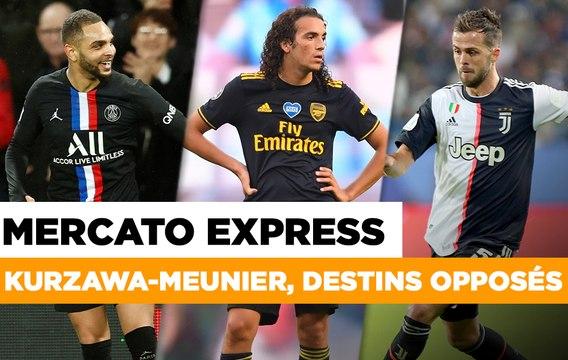 Mercato Express : Kurzawa reste, Arthur dit enfin oui à la Juve