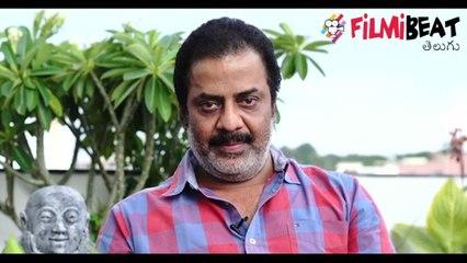 Actor Raja Ravindra Announcement For Content To His OTT Platform