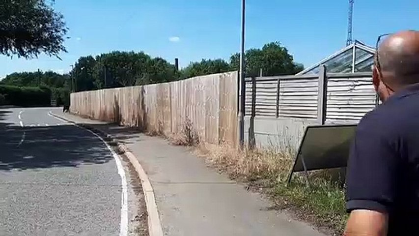 Wellingborough fence must be removed