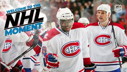 Welcome to the NHL Moment: P.K. Subban