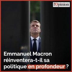 Municipales, remaniement, écologie...: la semaine de la «réinvention» pour Emmanuel Macron ?