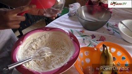 Recette du Week-end : Crêpes au Moringa et à la banane