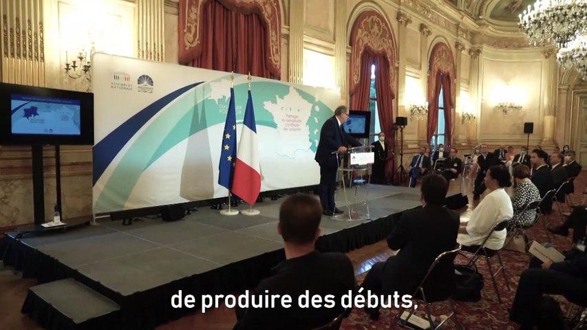 """Journée d'échange """"Dialoguer pour agir"""" organisée par le Président Richard Ferrand - Mercredi 24 juin 2020"""