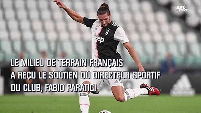 """Mercato : """"C'est un grand joueur"""", Rabiot toujours dans les plans de la Juve"""