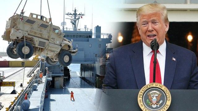 India-வுக்காக America களமிறக்கிய ராட்சச போர் கப்பல் | USS Theodore Roosevelt