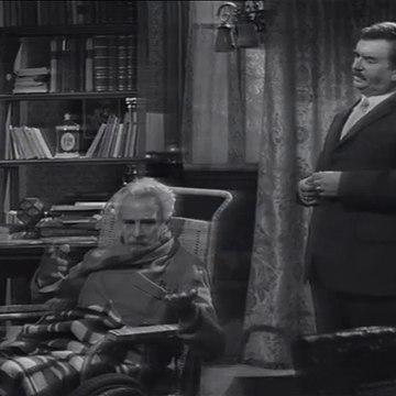 Le inchieste del commissario Maigret S3e2  Il cadavere scomparso 1/2 (1968 sceneggiato RAI)  Gino Cervi