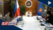 Kahihinatnan ng nationwide community quarantine, isasapubliko sa Lunes