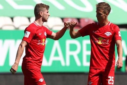 Bundesliga - Werner n'a pas manqué ses adieux