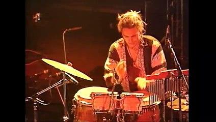 Swing Panik en concert au Manège * Trigone Production 1994