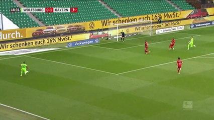 Wolfsburg - Bayern Münih (0-4) - Maç Özeti - Bundesliga 2019/20