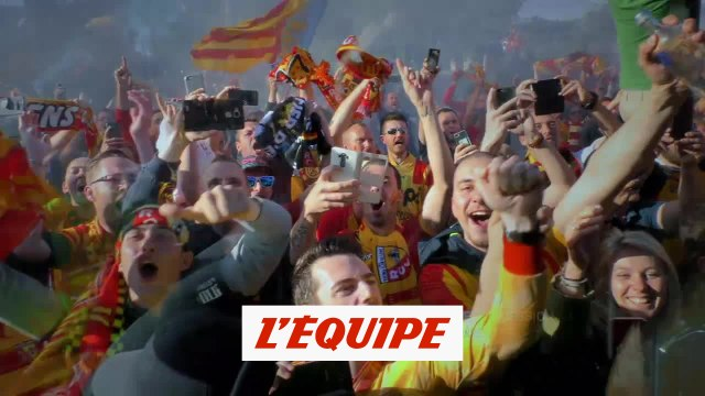 Lens, de sang et d'or - Episode 1 - Doc - Replay