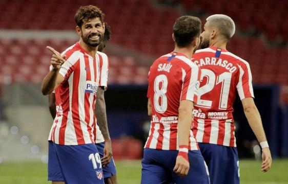 La Liga - Ca commence à sentir bon pour l'Atlético !