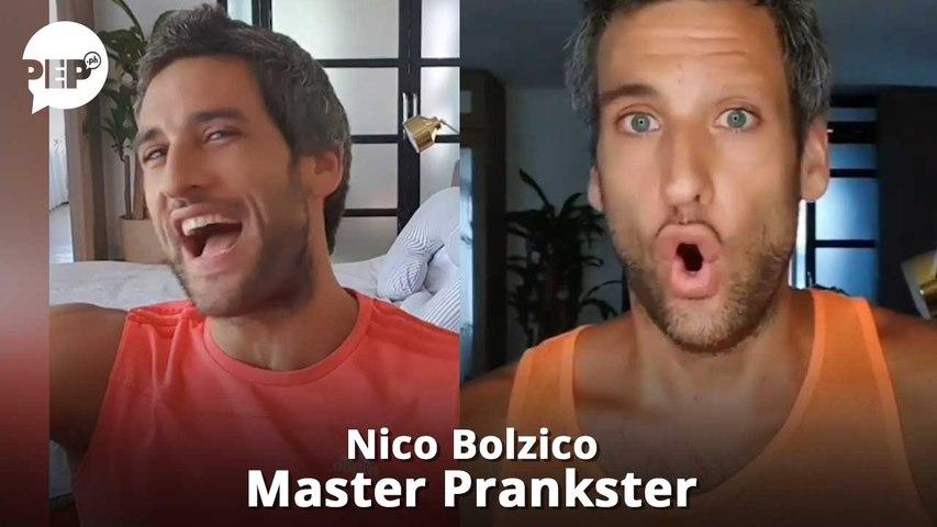 Nico Bolzico: Master Prankster