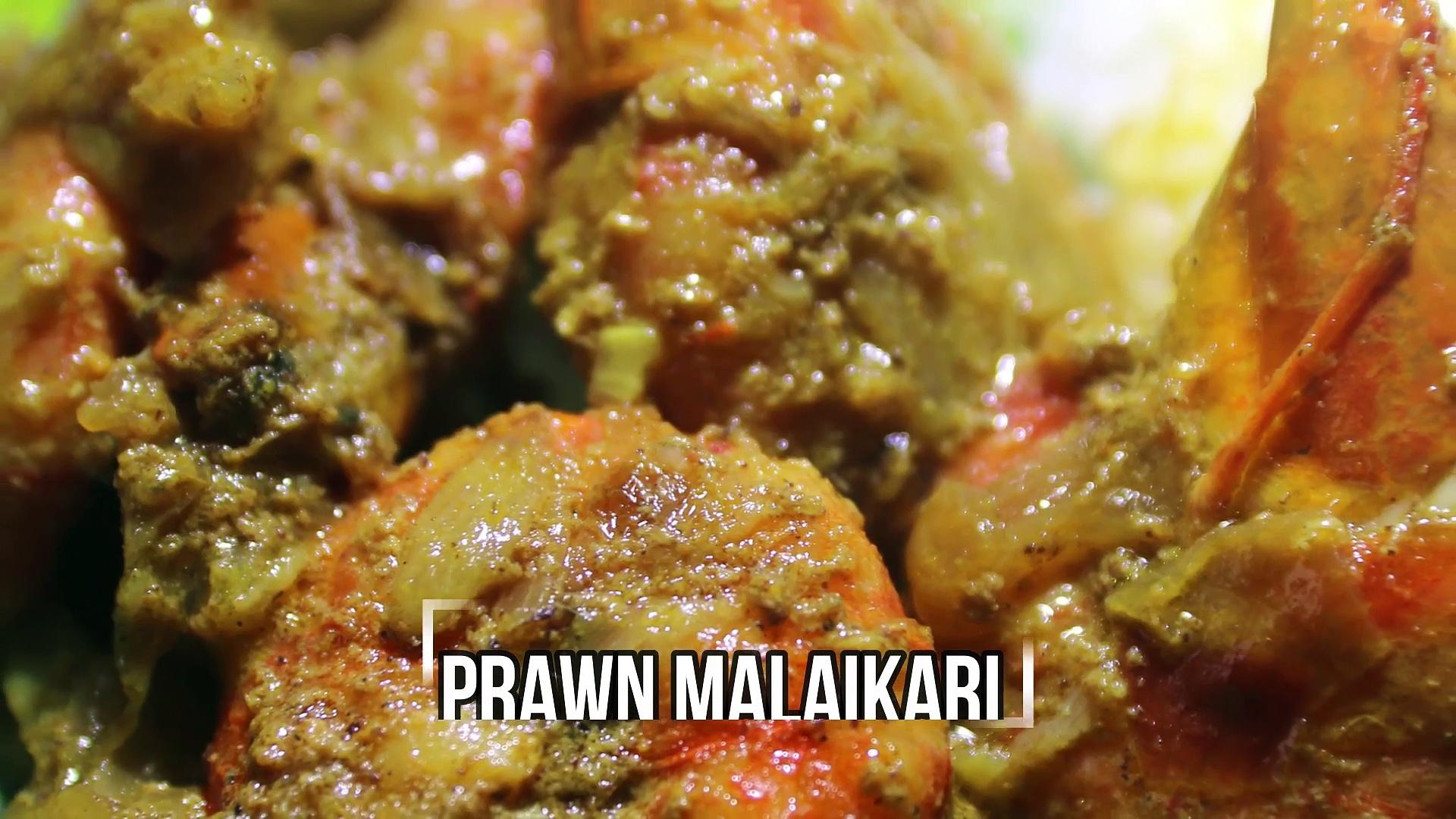 How to Cook Prawn Malaikari | Recipe of Prawn Malaikari | Ricette Malaikari di gamberetti | চিংড়ী মালাইকারি রেসিপি