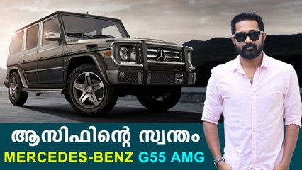 AsifAli's Mercedes-Benz G55 AMG