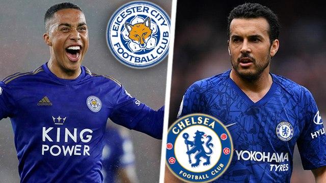 Les compos probables de Leicester-Chelsea