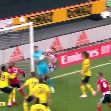 Sheffield 1-2 Arsenal